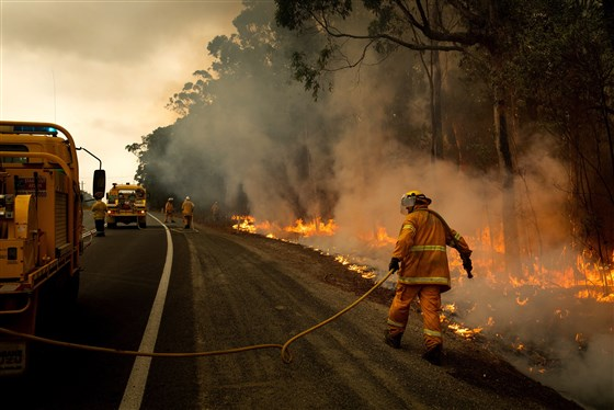 2 Key Lessons Everyone MUST Learn from the Most Recent Australia Wildfire